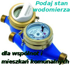 Podaj stan wodomierza